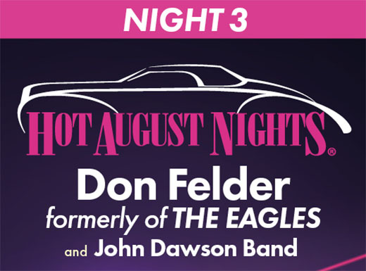 Hot August Nights image night 3