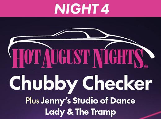 Hot August Nights image night 4