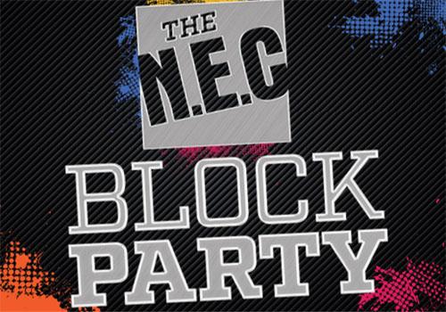 NEC Block Party image